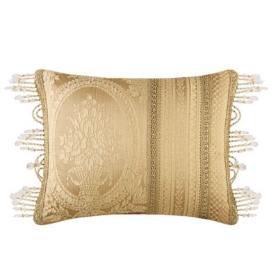 J. Queen New York™ Napoleon Boudoir Throw Pillow in Gold