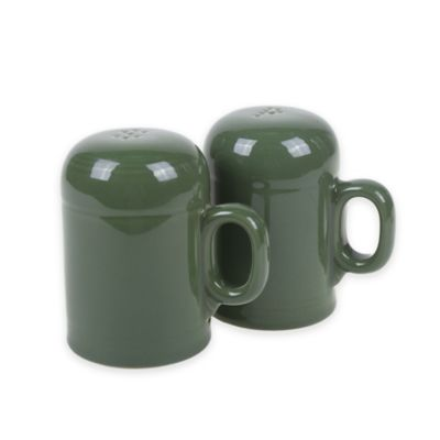 Sage Salt and Pepper Shakers