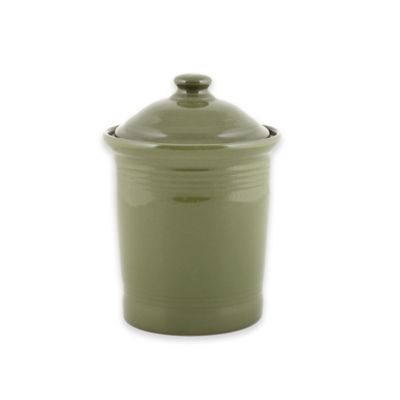Fiesta® Small Canister in Sage