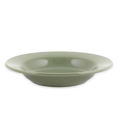 Fiesta® Rim Soup Bowl in Sage