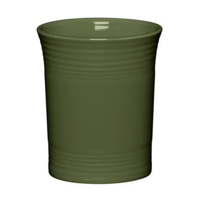 Fiesta® Utensil Crock in Sage