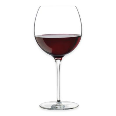 Libbey® Glass Perfect Signature™ Auden Balloon Wine Glasses (Set of 4)