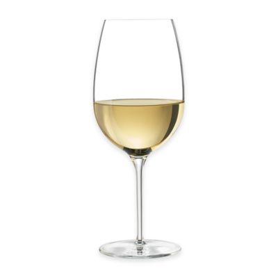 Libbey® Glass Perfect Signature™ Auden Grande White Wine Glasses (Set of 4)