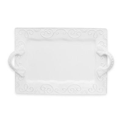 American Atelier Rectangular Platter