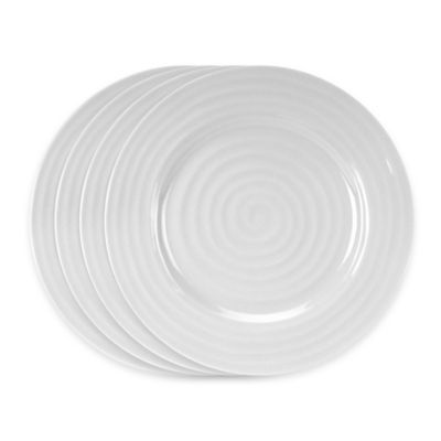 Sophie Conran for Portmeirion® Salad Plates in Grey (Set of 4)