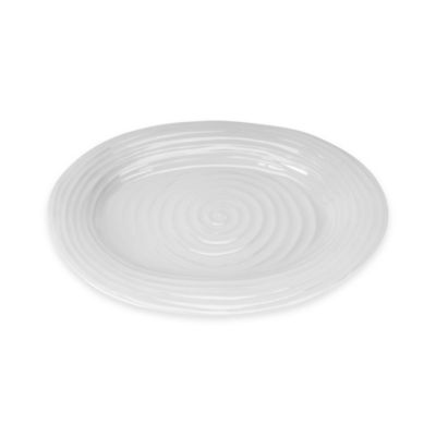 Sophie Conran for Portmeirion® 14.5-Inch Oval Platter in Grey