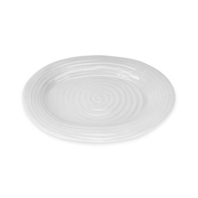 Sophie Conran for Portmeirion® 17-Inch Oval Platter in Grey