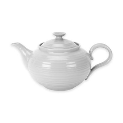 Sophie Conran for Portmeirion® Teapot in Grey