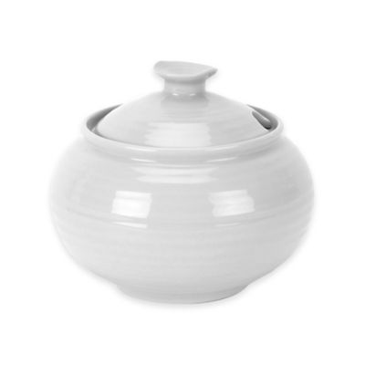 Sophie Conran for Portmeirion® Covered Sugar Bowl in Grey