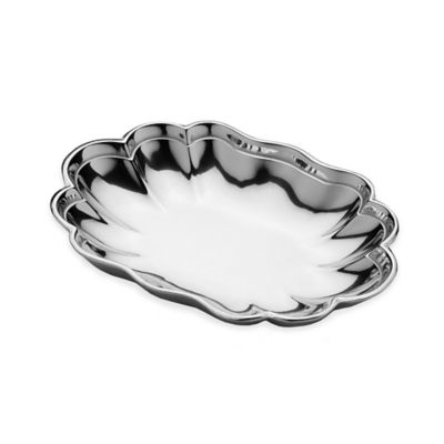 Wilton Armetale® Harmony 1.25 qt. Medium Oval Bowl