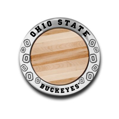 Wilton Armetale® Ohio State Buckeyes 12-Inch Cheese Board