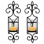 San Miguel Pentaro Wall Sconces (Set of 2)