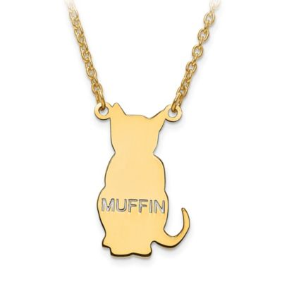Silver Gifts for Pet Lovers