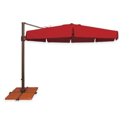Natural Cantilever Umbrella