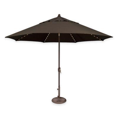Black Outdoor Umbrellas