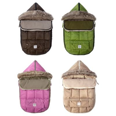 7 A.M.® Enfant Le Sac 6-18M Le Sac Igloo® in Café