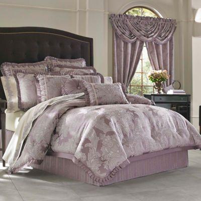 J. Queen New York™ Regina King Comforter Set in Violet