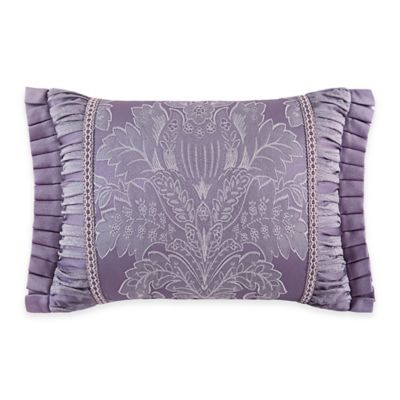Violet Throw Pillows