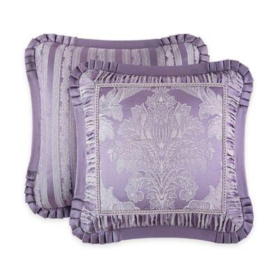 J. Queen New York™ Regina European Pillow Sham in Violet