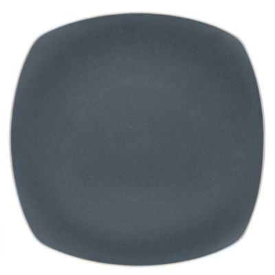 Artisanal Kitchen Supply™ Edge Square Serving Platter in Grey