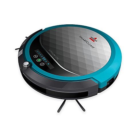 Bissell 174 Smartclean 174 Robot Vacuum In Teal Bed Bath Amp Beyond