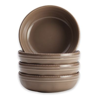 Brown Fruit Bowls
