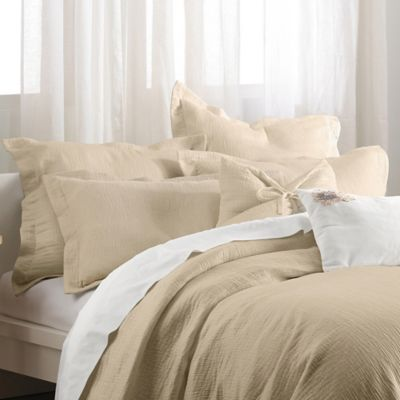 DKNYpure Pure Indulge King Pillow Sham in Linen
