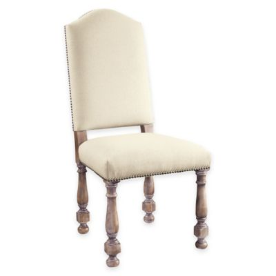 Pulaski Amethea Dione Side Chairs in Cream (Set of 2)