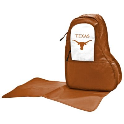 University of Texas Sling Diaper Bag