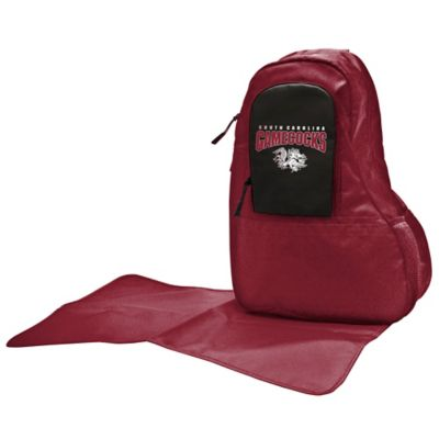 Lil Fan University of South Carolina Sling Diaper Bag