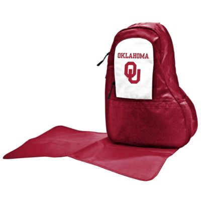 Lil Fan University of Oklahoma Sling Diaper Bag
