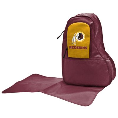 Lil Fan Washington Redskins Sling Diaper Bag