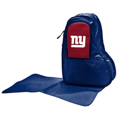 Lil Fan New York Giants Sling Diaper Bag
