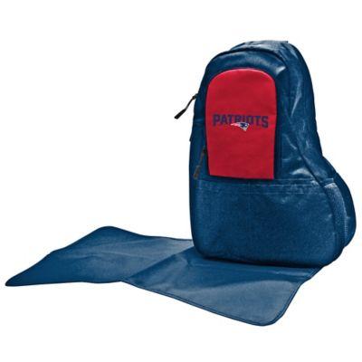 Lil Fan New England Patriots Sling Diaper Bag