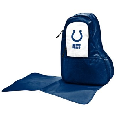 Lil Fan Indianapolis Colts Sling Diaper Bag