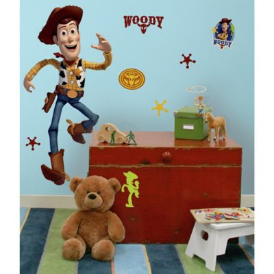 "Disney® ""Toy Story"" Woody Giant Peel and Stick Wall Decal"