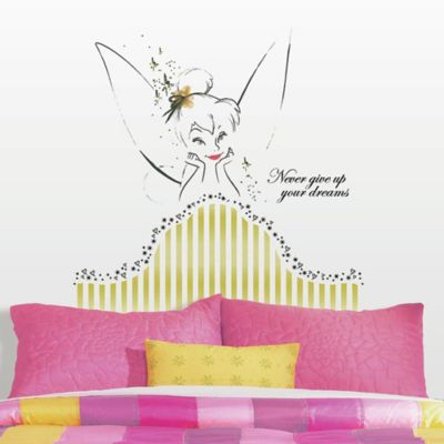 Disney® Fairies Tinker Bell Headboard Giant Decal