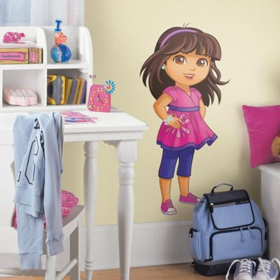 York Wallcoverings Dora and Friends Peel & Stick Giant Wall Decals (Set of 12)