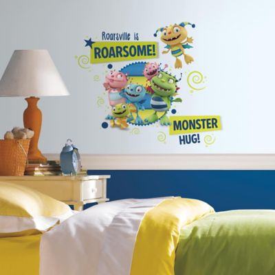 York Wallcoverings Baby Wall Decor