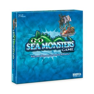 Sea Monsters Board Game