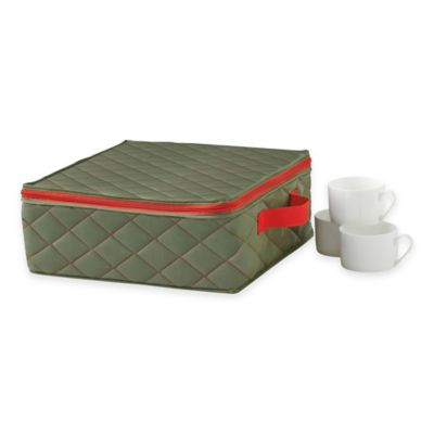 Real Simple®Quilted Three-Layer Cup Cover