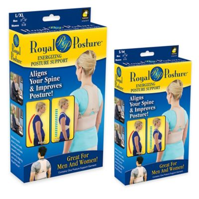 Royal Posture™ Large/XL Energizing Posture Support