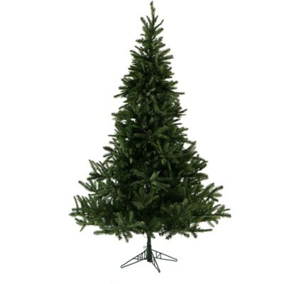 Fraser Hill Farm 7.5-Foot Foxtail Pine Artificial Christmas Tree