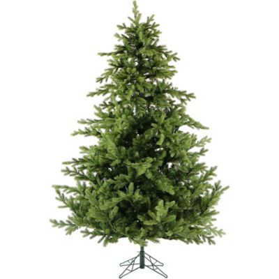 Fraser Hill Farm 7.5-Foot Southern Peace Pine Artificial Christmas Tree