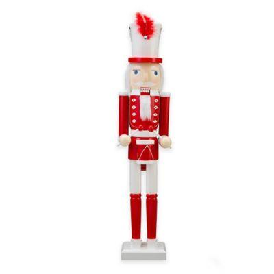 Nutcracker 24-inch Drummer Figurine