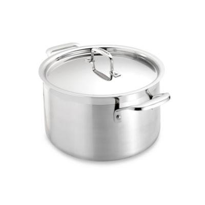 Le Creuset® Stainless Steel 4-Quart Casserole