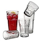 Libbey® Gibraltar Glass Drinkware
