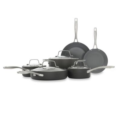 Bialetti® Ceramic Pro 10-Piece Cookware Set