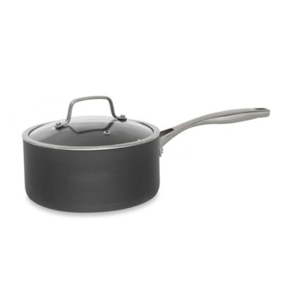 Bialetti® Ceramic Pro 2 qt. Covered Saucepan