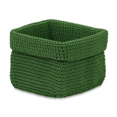 Green Storage with Baskets